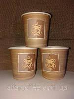 Одноразовые стаканчики для кофе