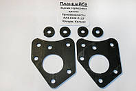 Планшайба (для установки задних тормозных дисков) ВАЗ 2108-2115, Приора, Калина
