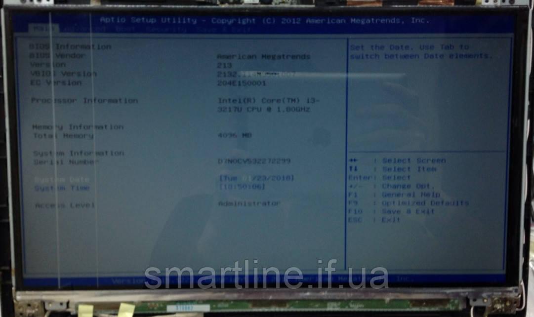 Матриця LG LP156WH3 (TL)(S1) 15.6