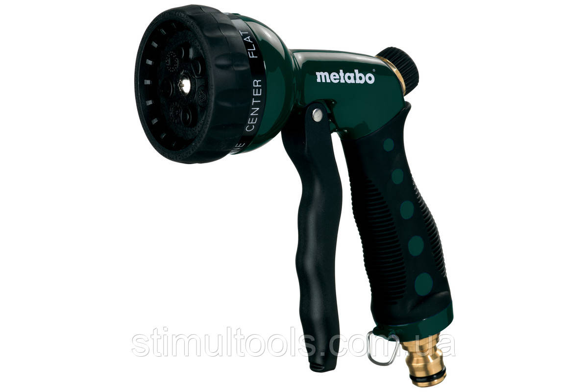 Пистолет для полива (разбрызгиватель) Metabo GB 7