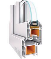 Металлопластиковые окна WDS 400