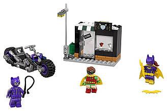 LEGO Batman Movie Catwoman Catcycle Chase Лего Робин И Бэтгерл Погоня за Женщиной-кошкой