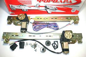 Склопідйомники електричні ВАЗ 2110, 2111, 2112, 2170, 2171, 2172, Пріора Форвард (комплект)