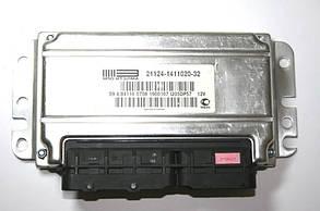 Блок управления инжектор 21124 Январь 7.2+(16 кл. 1,6) АВТЭЛ