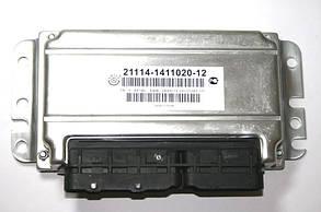 Блок управления инжектор 21114 Январь м73 (8 кл. 1.6) Евро-3 АВТЭЛ