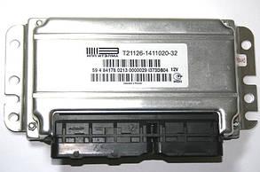 Блок управления инжектор 21126 Январь 7.2+ (8 кл. 1.6) Евро-3 АВТЭЛ