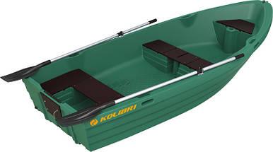 Пластиковая лодка Колибри rkm-350, фото 3