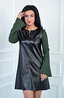 Женское платье модного фасона