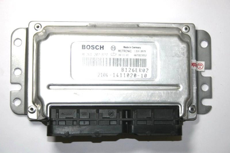 Блок управления инжектор 2104 BOSCH 7.9.7