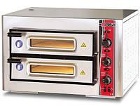 Печь для пиццы SGS РО 6868 DE (4+4х33)
