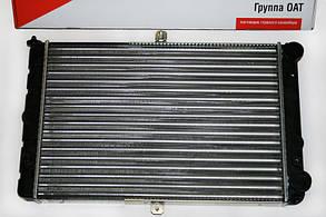 Радиатор охлаждения 21082 (алюмин.) ДААЗ инжект.