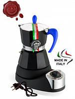 Электрическая гейзерная кофеварка G.A.T. NERISSIMA 2-4 TZ