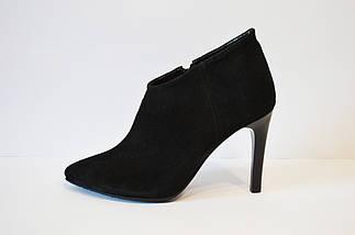 Женские замшевые ботинки Nivelle 5211, фото 3