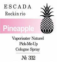Парфюмерное масло «Rockin' RioEscada»