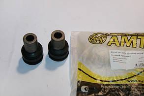 Сайлентблок рулевой рейки (гранатка) 2108 АМТ (к-т 2 шт.)