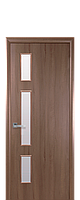 """Межкомнатные двери """"Герда"""" со стеклом сатин"""