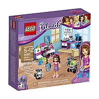 Конструктор Лего Френдс Творческая лаборатория Оливии LEGO Friends
