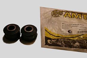 Сайлентблок рулевой рейки (гранатка) 2110 АМТ (к-т 2 шт.)