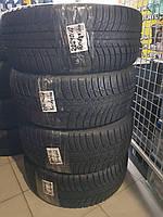Шины зимние б/у 225/40 R18 Bridgestone 7+mm комплект