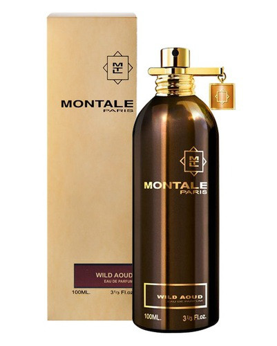 Montale  Wild Aoud 100ml  парфюмированная вода (оригинал)