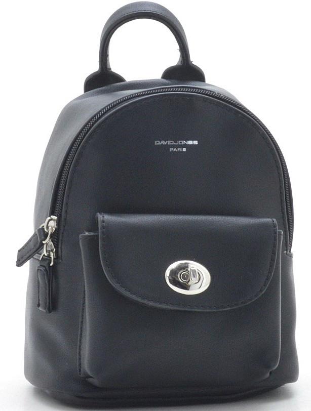 f78f8087a89c Городской рюкзак David Jones CM3716 black Женский городской рюкзак купить в  Одессе 7 км -