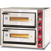 Печь для пиццы SGS РО 6868 DE (4+4х33) с термометром