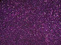 Блестки глиттер цвет фиолетовый 1 кг, фото 1