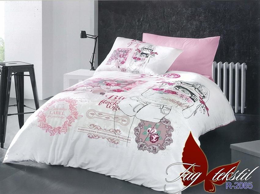 Комплект постельного белья для детей полуторный R2085 (ДП-R2085)