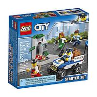 Конструктор Лего Сити Место преступления LEGO City 60136
