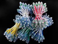 Светодиоды быстрого монтажа синие (15523)