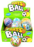 Фомовый мячик для малышей 10х10 см