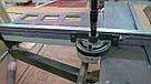 Форматний верстат циркулярка б/в Rex FBK з кареткою і підрізною пилою 92г., фото 7
