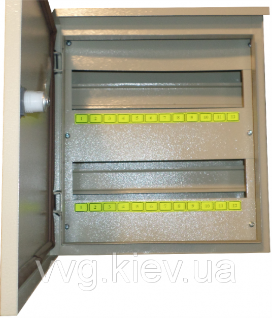 Шкафы распределения ШМР-А накладные уличные IP54 Loza Group