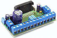 Радиоконструктор K215D (УНЧ 4x30W TDA7385)