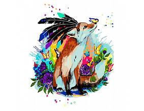 Картина по номерам Защитник леса