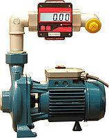 Відцентровий насос SCG-150 з витратоміром для обліку дизельного палива 220В, 150-250 л / хв