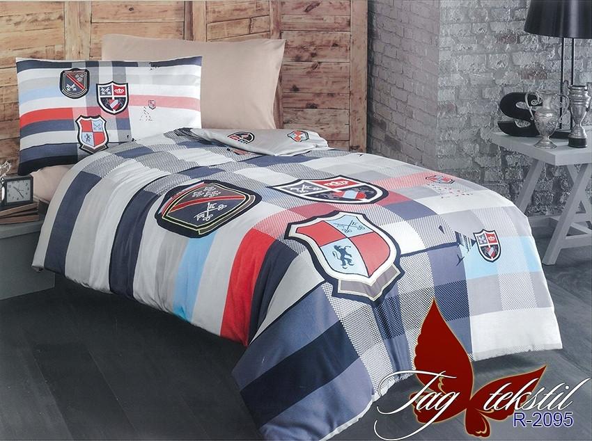 Комплект постельного белья для детей полуторный R2095 (ДП-R2095)