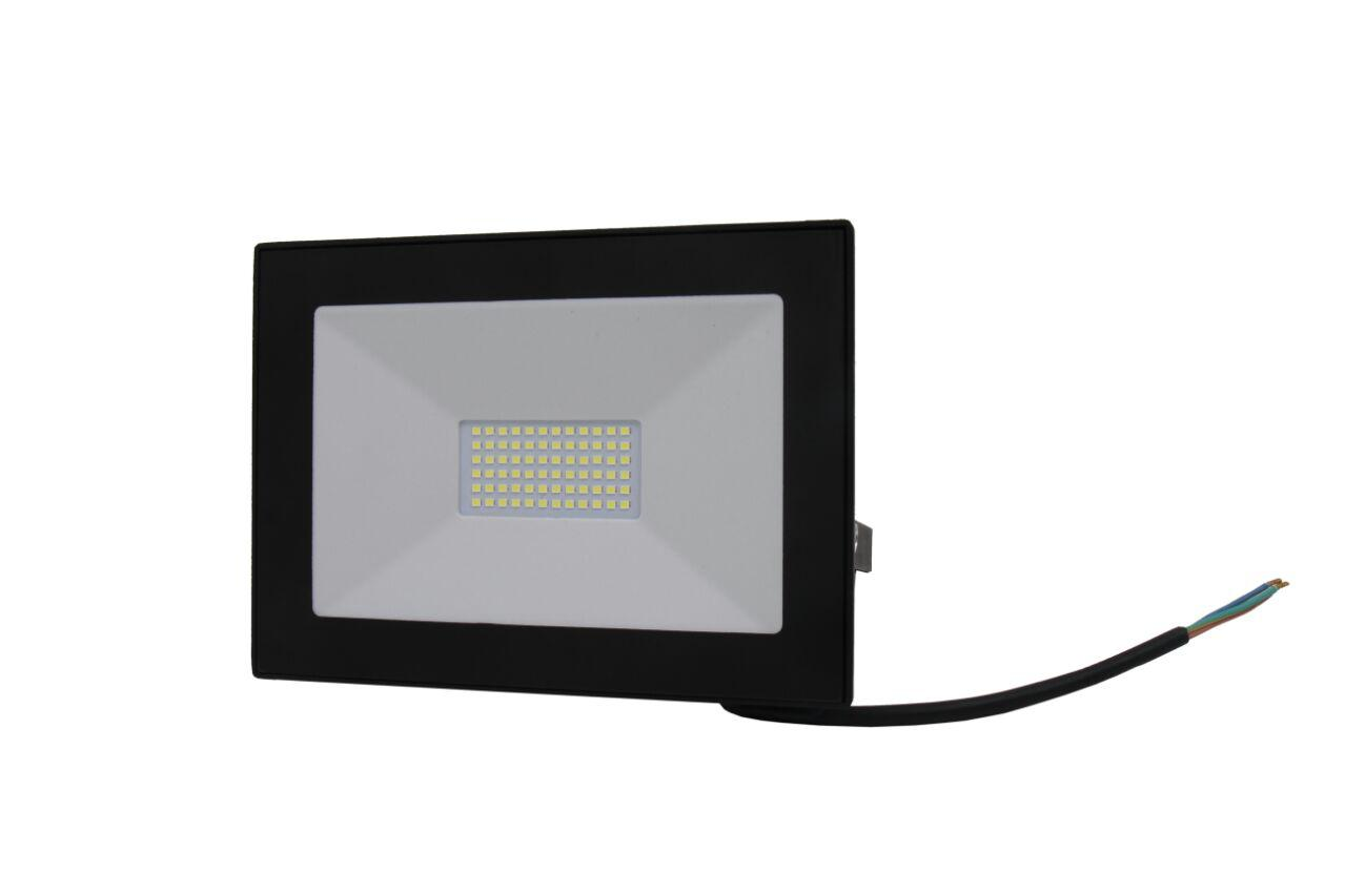 Прожектор LED 50W Ultra Slim 180-260V 4500Lm 6500K IP65 SMD TNSy (TNSy5000010)