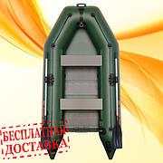 Моторная надувная ПВХ лодка Kolibri КМ-280