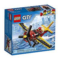 Конструктор Лего Сити Гоночный Самолет LEGO City Great Vehicles Race Plane 60144