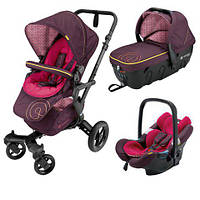Универсальная коляска 3в1 Concord Neo Travel Set (Rose Pink)