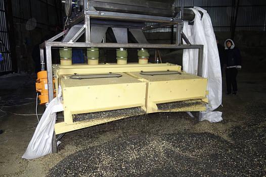 Сепаратор для зерна НИВА-12, фото 2