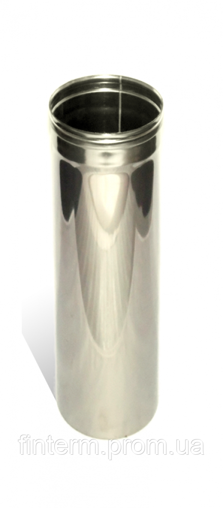 Труба з нержавіючої сталі 0,5 м (0,5 мм) ø200