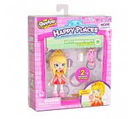 Кукла HAPPY PLACES S1 – ТИАРА СПАРКЛС (2 эксклюзивных петкинса)   56411