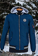 "Куртка-Бомбер для подростков ""Nautical Jacket"".Новинка от ""Alpha Industries""."