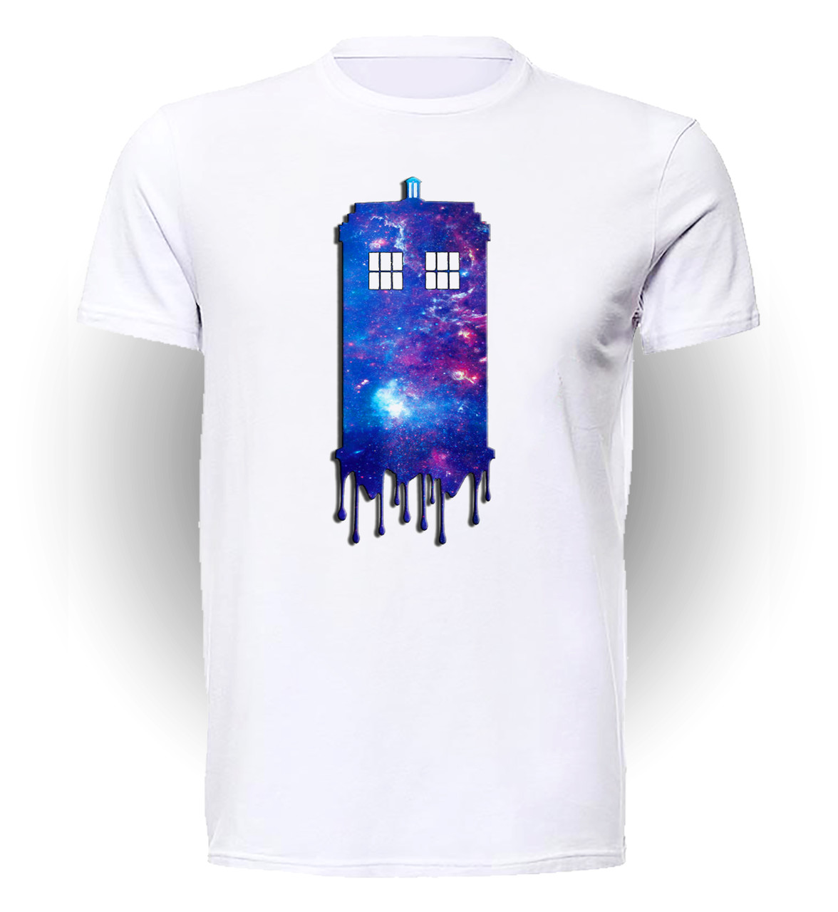 Футболка GeekLand Доктор Кто Doctor Who Space box  DW.001.13