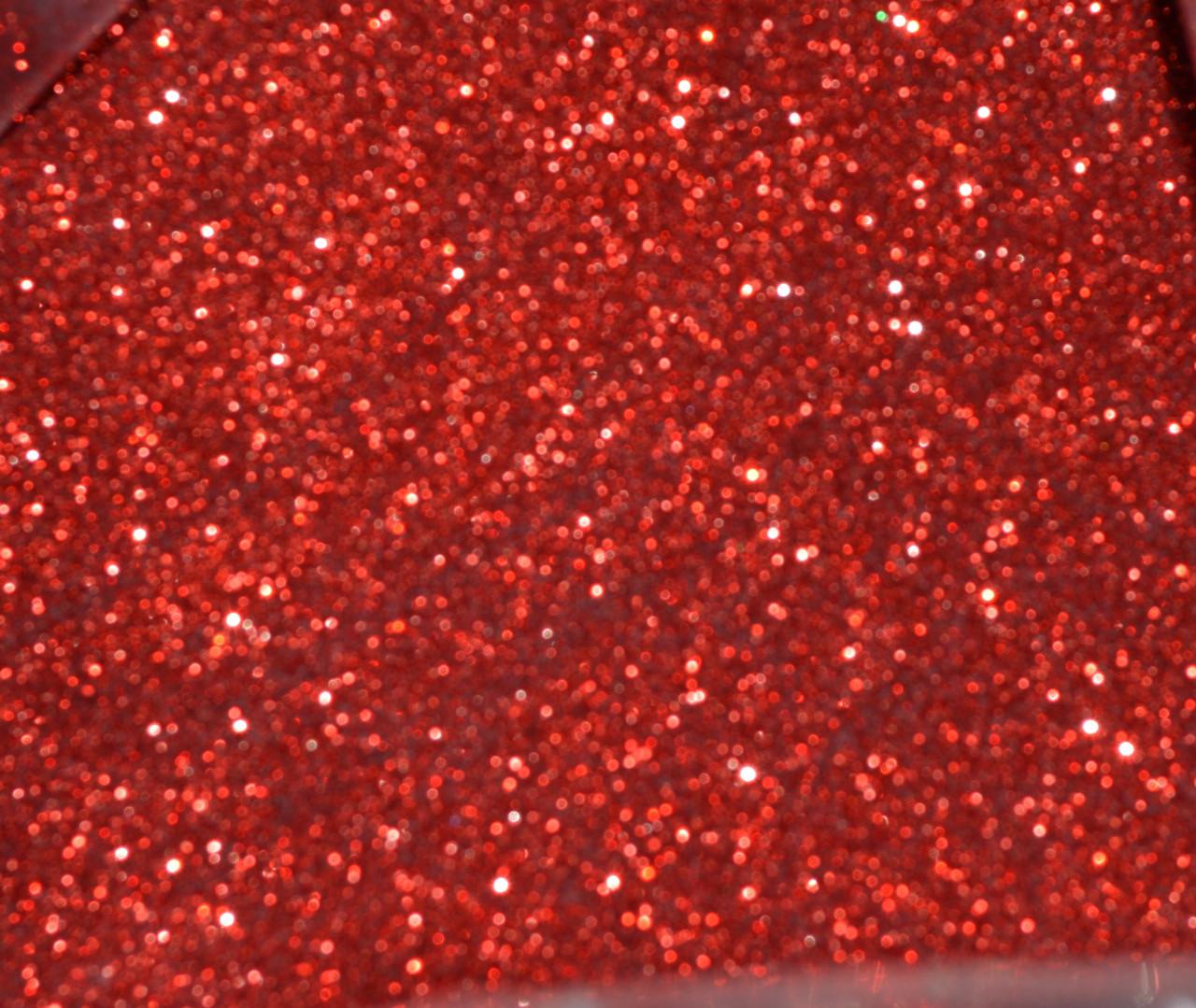 Блестки красные - глиттер 1 кг