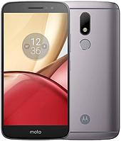 """Motorola Moto M gray 4/32 Gb, 5.5"""", MT6755, 3G, 4G"""