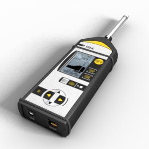 Шумомер-анализатор спектра ОКТАВА-110А, Октава-ЭлектронДизайн