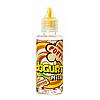 Жидкость для электронных сигарет Yogurt Milk Juicy Pineapple 50мл